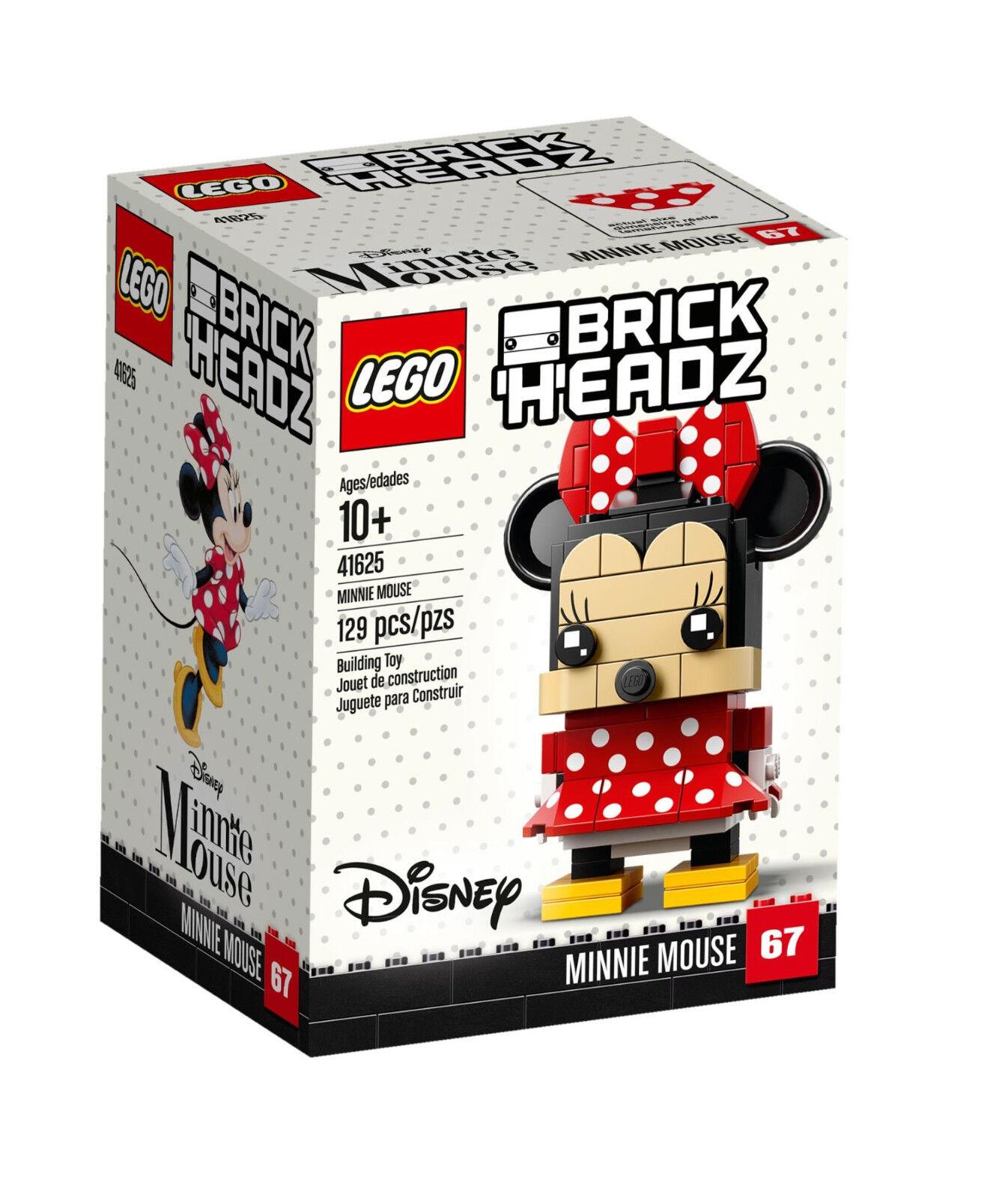 LEGO® BrickHeadz™ (41625) Minnie Mouse Mouse Mouse inkl Versand NEU&OVP e7ad09