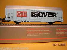 LIMA 303577 MINT CARRO SPECIALE 2 ASSI RIBASSATI ISOVER G+H OVP SCATOLA ORIGINAL