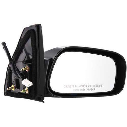 New TO1321207 Passenger Side Power Door Mirror for Toyota Matrix 2003-2008