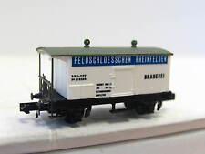 Ruco N Bierwagen Brauerei Feldschlösschen Rheinfelden SBB CFF (Z1202)