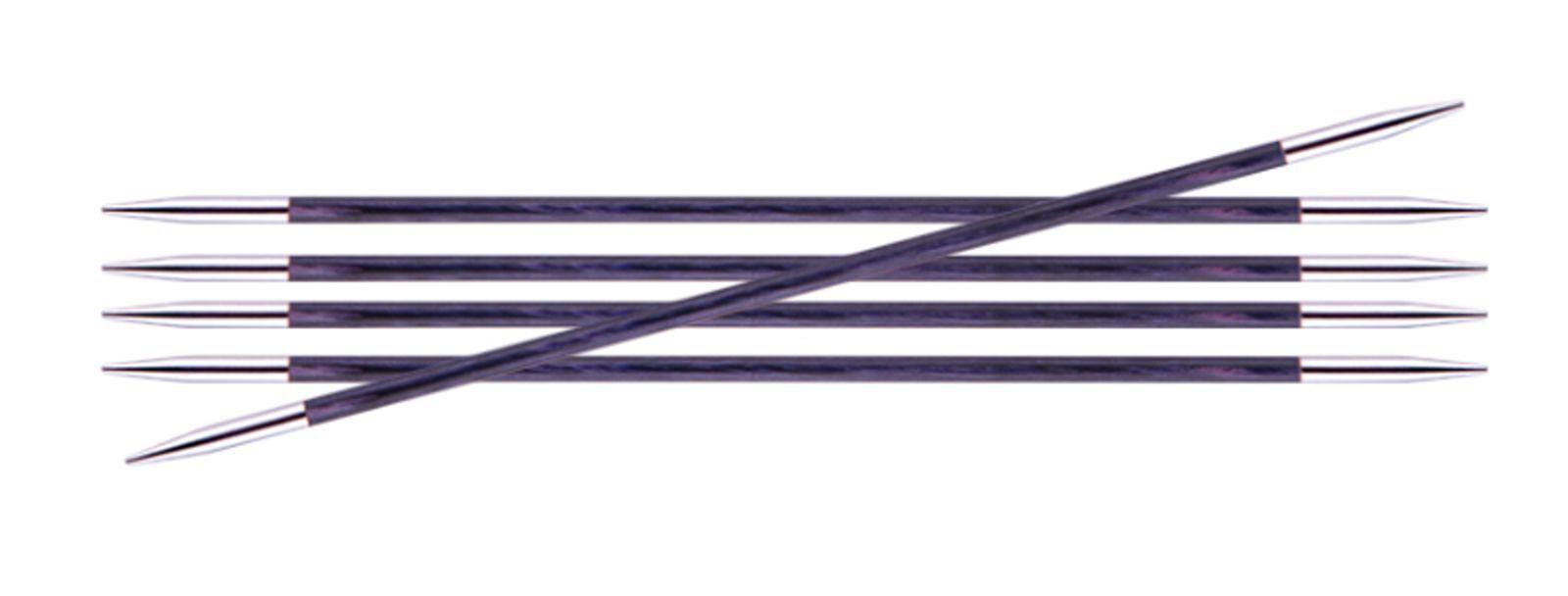 KnitPro KnitPro KnitPro ROYALE JEU DE L'aiguille aiguilles pour tricoter des chaussettes couleur 5690fd