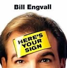 Here's Your Sign by Bill Engvall (CD, May-1996, Warner Bros.)