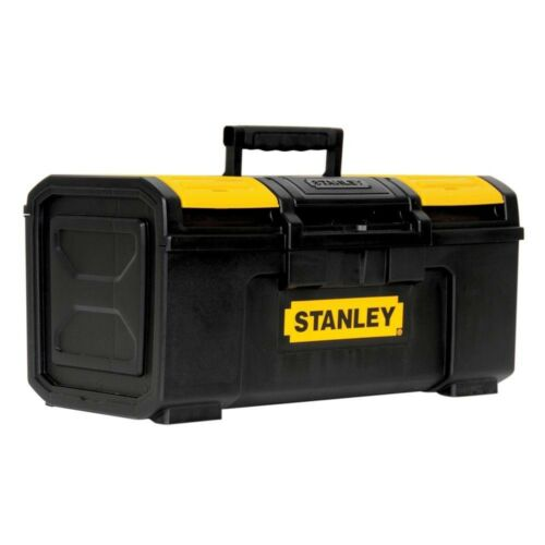 "Stanley 1-Touch Latch Tool Box Organizer 19/"" Lid Tray Storage Small Parts Latch"