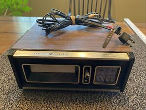 GE 8 Track Stereo Deck TA 560A UNTESTED PARTS or REPAIR