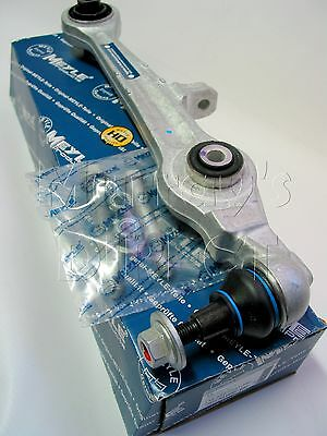 Pair MEYLE HD Lower Front Forward Suspension Arms VW Passat 3B Mid03/> 4B3407151K