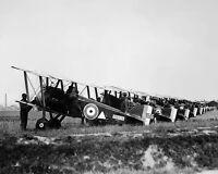 11x14 World War I Photo: Sopwith Camel Airplane 148th American Aero Squadron