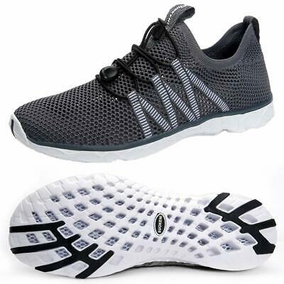 SUOKENI Womens Quick Drying Slip On Water Shoes for Beach or Water Sports