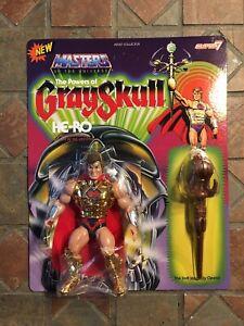 "Masters of the Universe Vintage Style squelettor 5 1//2/"" Figurine Maîtres de l/'univers Super 7"