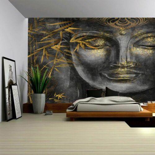 Chakra Yoga Meditation Tapestries Wall Decor Hanging Tapestry Holy Buddha Decor