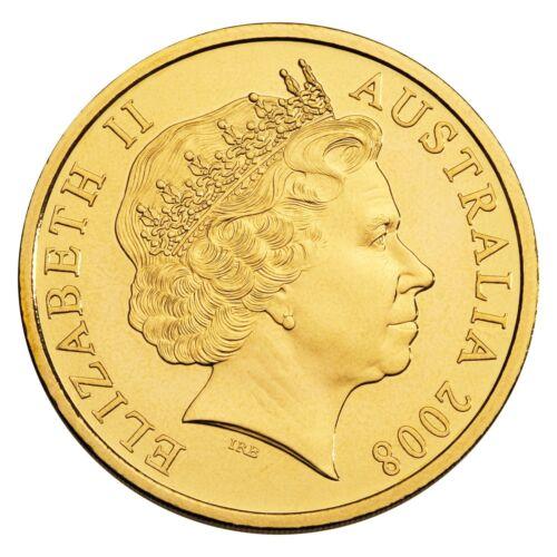 2008 Australia $5 UNC Coin 100th Anniv of Sir Donald Bradman/'s Birth /'The Don/'