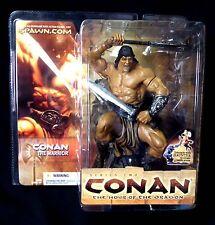 Conan Series 2 CONAN the Warrior Action Figure McFarlane Toys New 2004