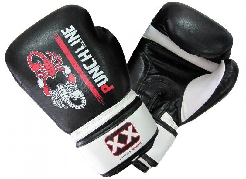 PUNCHLINE SCORPION Boxhandschuhe 10 Oz Kampfsport Boxen Training Kunstleder    | München  9b4c42