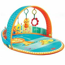 Tiny Love Cozy Gymini Folding Play Nest / Mat / Gym - From Birth To 12 Months