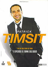 Patrick Timsit : One Man Stand-Up Show (2 DVD)