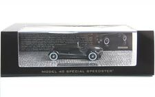 Edsel Ford's Model 40 Speedster Early Version (black) 1934