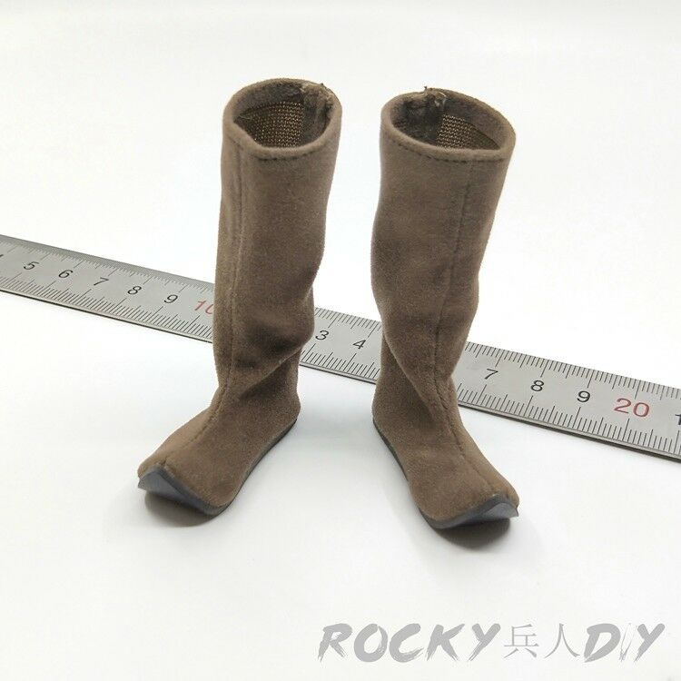 Long Boots for TOYS POWER POWER POWER CT009 1 6 Scale 12  Male Action Figure d1ccea