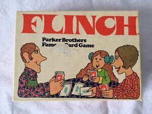 FLINCH-Vintage-Card-Game-Parker-Brothers-1976