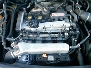 AUDI TT VW 2000 1.8 TURBO PETROL AJQ 180BHP COMPLETE ENGINE ...