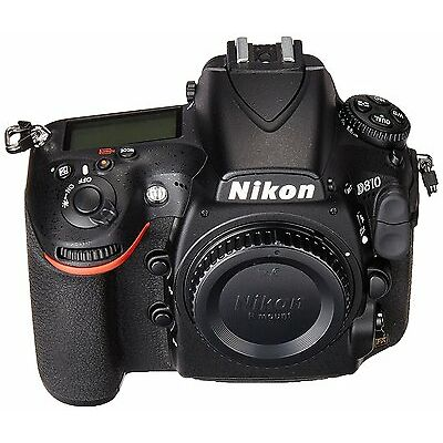 Nuevo Nikon D810 DSLR Camera (Body Only)