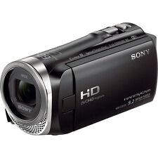 Sony HDR-CX455/B Full HD Handycam Camcorder with Exmor R CMOS Sensor