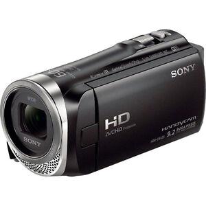 Sony-HDR-CX455-B-Full-HD-Handycam-Camescope-avec-modele-Exmor-R-CMOS-Capteur
