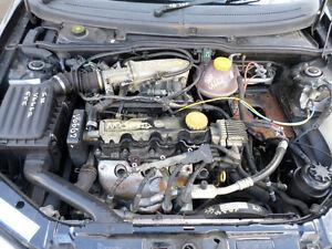 1999 holden barina sb 5 door manual radiator s n v6662 bf4954 ebay rh ebay com au Holden Barina Crash Holden Barina Icon
