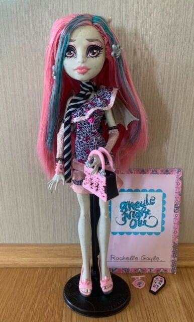 Monster High Ghouls Night Out - Rochelle Goyle Doll.
