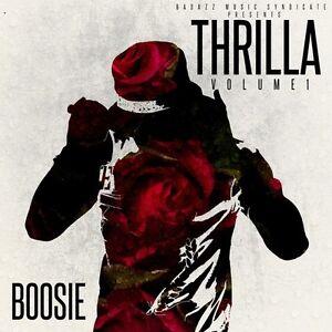 Boosie-Badazz-Thrilla-Vol-1-New-CD-Explicit-Digipack-Packaging