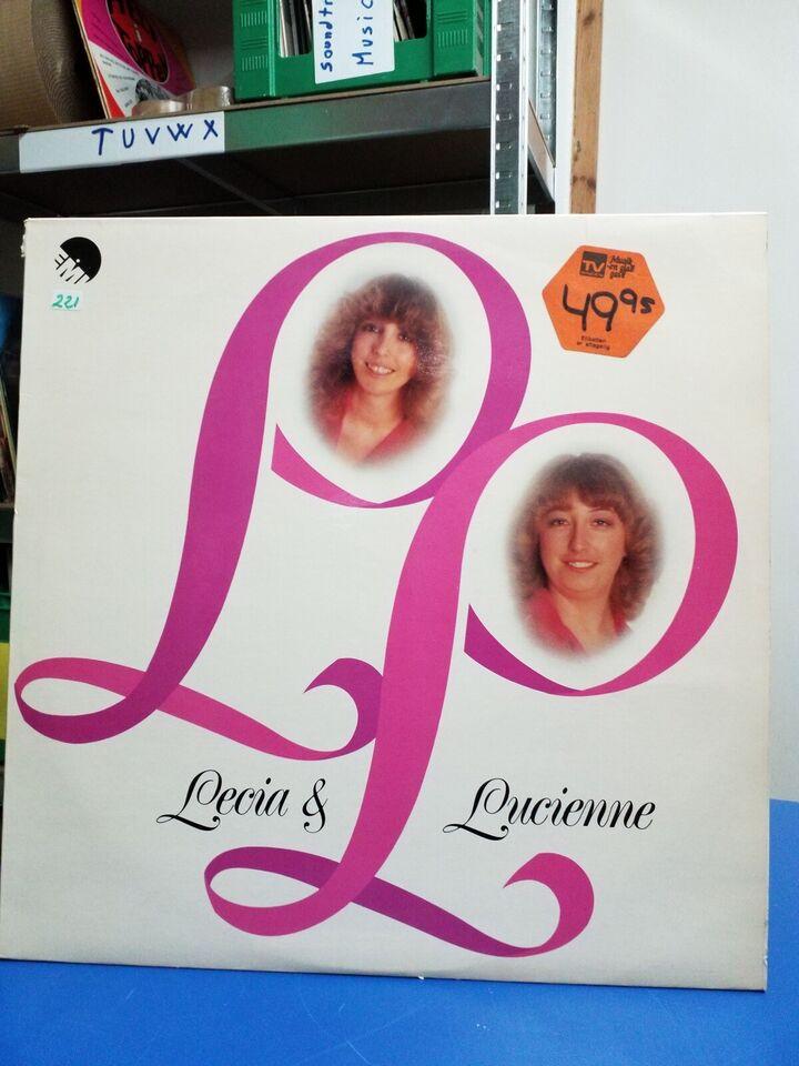LP, LECIA & LUCIENNE, ??