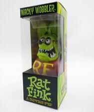 Green Rat Fink Big Daddy Gift Bobblehead Legends Wacky Wobbler Action Figure