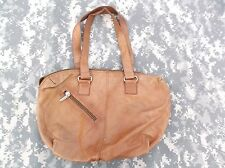 Nuovedive Italian Leather Shoulder Handbag Purse 6457