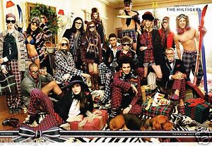 Publicité advertising 2011 (2 pages) ready to wear tommy hilfiger
