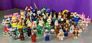 LEGO-Minifigs-amp-Dimensions-Minifigures-W-Tags-You-Pick-2-95-Ships-Entire-Order