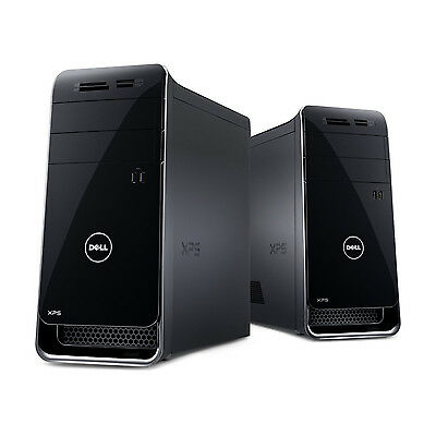 New Dell XPS 8700 Intel Core i7-4790 4GHz 16GB RAM 1TB 7200rpm HD nVidia GTX 745