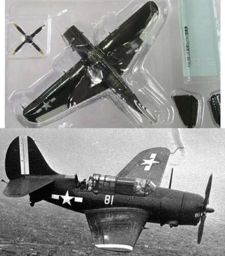 Sturzkampfflugzeug #12 Dive Bomber 1:144 SB2C Helldiver Flugzeug Modell DB/_12