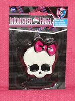 Monster High Birthday Candle, Wilton,2811-6677,white,multi-color,wax Cake Topper