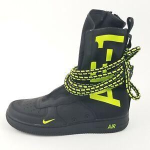 Nike SF Air Force 1 HI Boot Shoes Sz 12