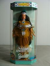 Barbie Dolls of The World - Collector Edition Native American 4th Mattel 1997