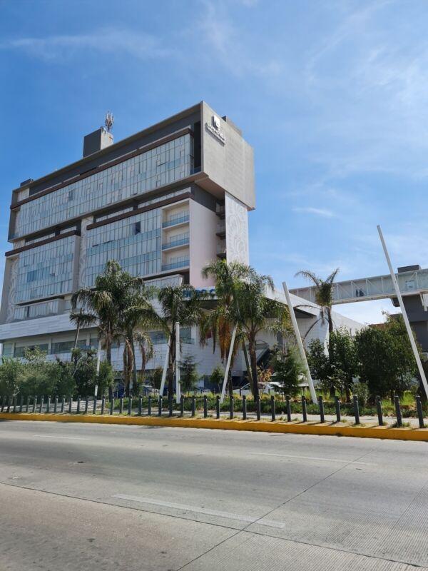 Loft Amueblado En Hotel Camino Real Angelopolis
