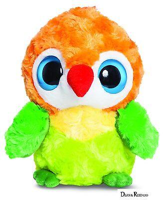 "NEW YooHoo and Friends 5"" Lovlee Love Bird Plush Cuddly Soft Toy Teddy By Aurora"