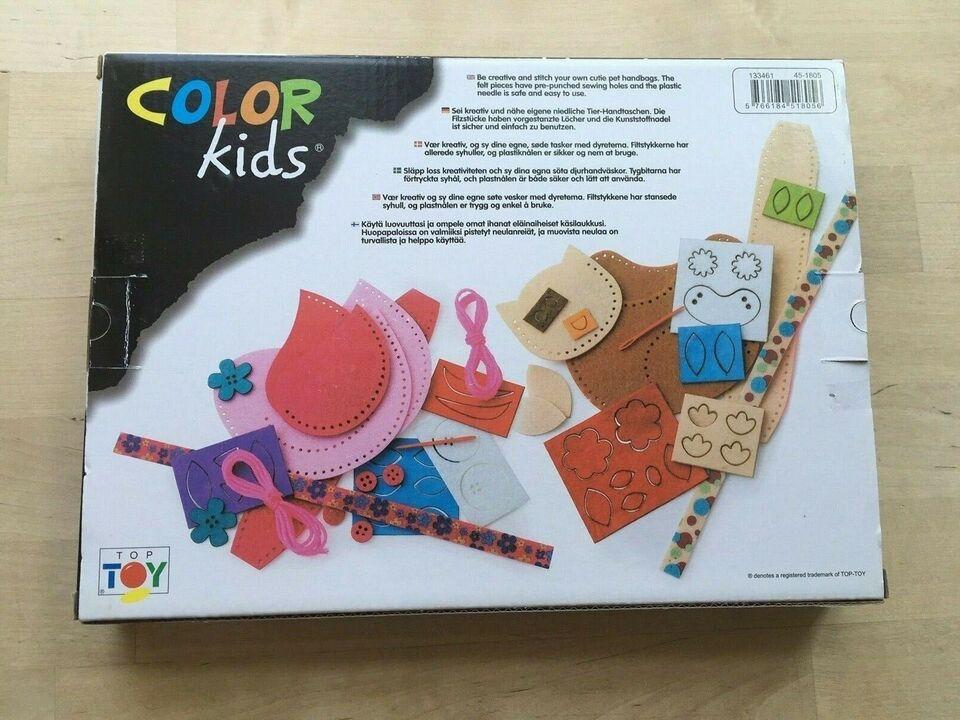 Andet legetøj, Krea pakke, Color Kids