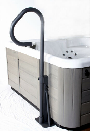 Spa Side Hand Rail Hot Tub Safety Support Handrail with LED Light