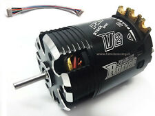 MOTORE ROCKET BRUSHLESS SENSORED STOCK SPEC 540 17.5T CON SENSORI 1/10 HIMOTO