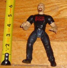 1997 WWF WWE Jakks Stone Cold Steve Austin Wrestling Figure Blood Stone Shirt