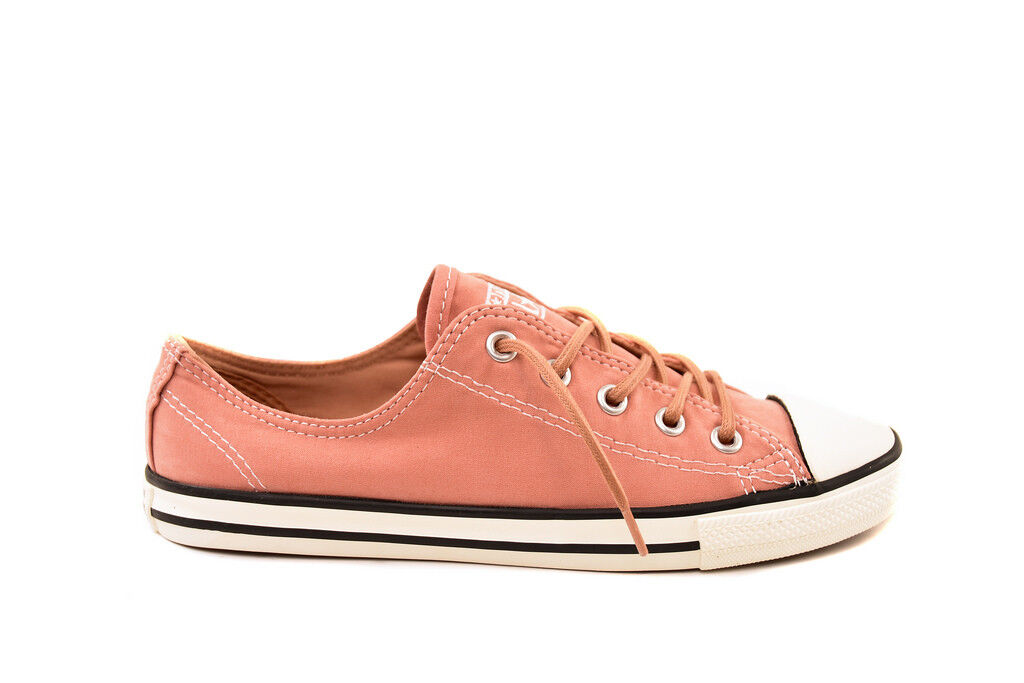 Converse Damens CTAS Dainty Peached Peached Peached Canvas 553418C Sneakers UK 3   BCF81 4feda1