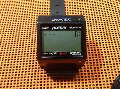 Erneuerung der Batterie für Uwatec Aladin Sport , Aladin Sport Plus