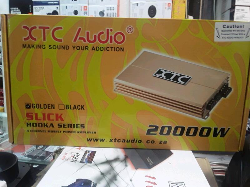 XTC amplifier
