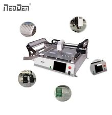 Latest Cheap Smt Pick And Place Machine Vision System 23 Feeders Neoden3v Std