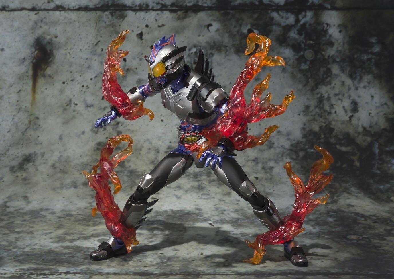 Japan S.H.Figuarts Masked Kamen Rider Amazon Neo  Limited Edition
