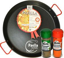 World of Flavours *FREE 1ST CLASS POST Kitchen Craft Non Stick Paella Pan 32cm